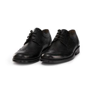 کفش مردانه اتابک مشکی ۷۰۰۱۴۹